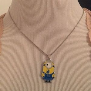 Other - Minion Necklace